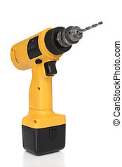 Cordless drill machine, see other pictures of this drill