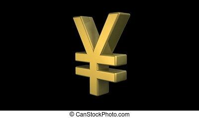 yen 01 - yen loop with matte