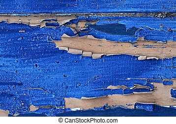 Painted wood texture or background