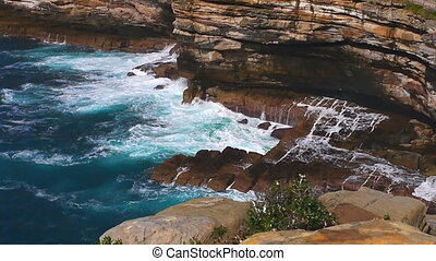 Inlet - sea of Australia