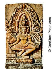 estado, estilo,  Deva, meditación