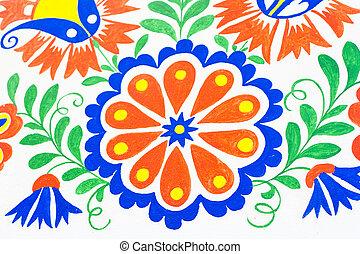 (petrov, cave, coloré, Tchèque, région, Méridional, Moravie,...