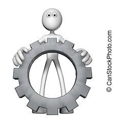 gear wheel