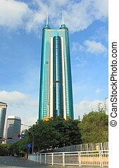 Shenzhen city -- Diwang building - The Diwang building is a...