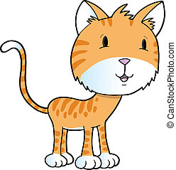 Cat Kitty Pet Vector