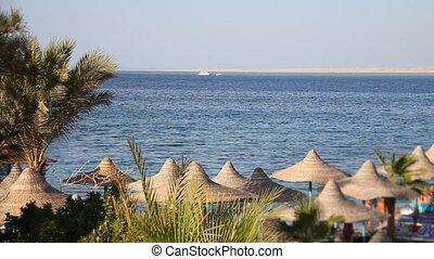 Red Sea coast of Hurghada Egiped