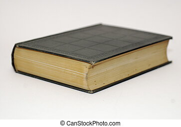 Old Leatherbound Book