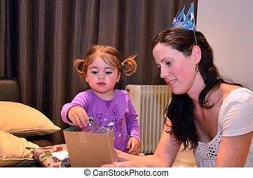 Childhood - Birthday Party
