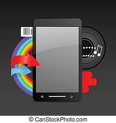 Modern gadget