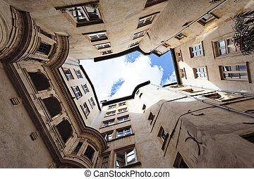 Lyon architecture