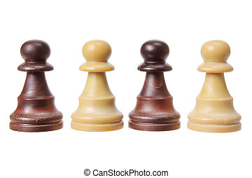 Chess Pawn Pieces