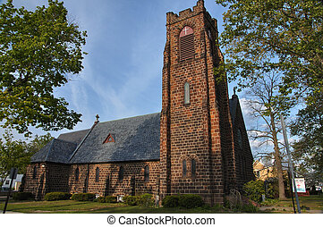 Episcopal church - Beautiful architectural design and...