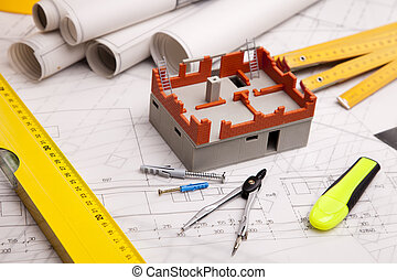 Building tools over blueprints
