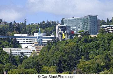ciência, saúde, universidade,  Oregon,  &