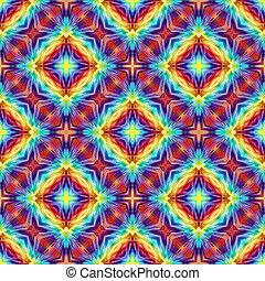 Seamless Holy Cross pattern