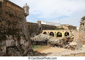 Peniche Fortress Portugal - Peniche Fortress - Portugal This...