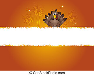 thanksgiving banner - thanksgiving card
