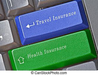 Keys for insurance