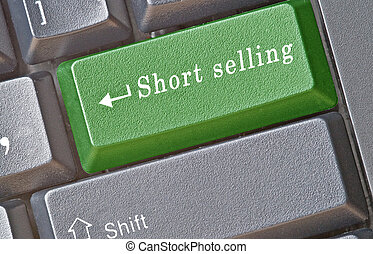 Hot key for short selling