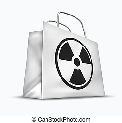 Contaminated Shopping - Radioactive and radiation...