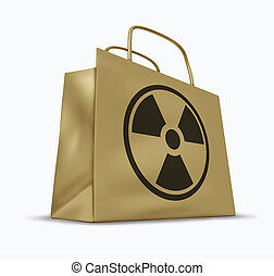 Radioactive Groceries - Radioactive and radiation...