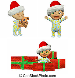 Christmas Baby Pack