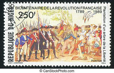 francés, revolución