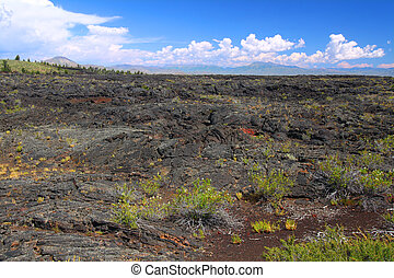 Craters of the Moon National Monument - Otherworldly...