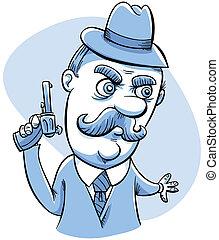 Retro Detective