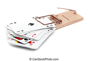 trap of gambling