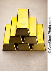 Gold Pyramid - Gold Pyramid