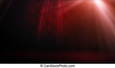 classical red wall - beautiful light flare with classical...