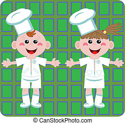 Kids and Jobs - Cooking