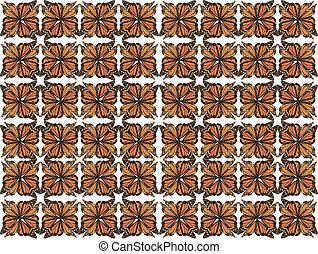 Butterfly Pattern #17