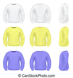 Mens Sweater Collection