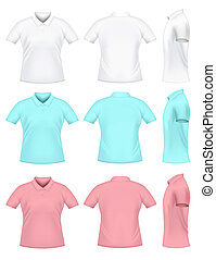 Mens Polo T-shirts - Men s polo t-shirt templates