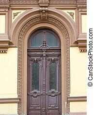 Classic architecture house decoration details - Classic...