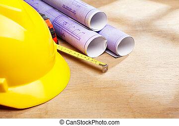 House contruction plan