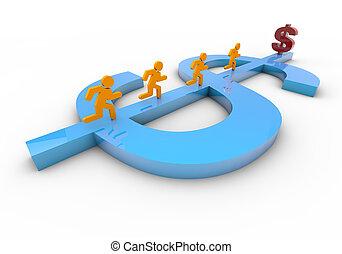 Road to prosperity