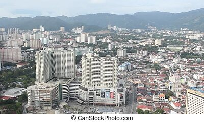 Time Square Penang - georgetown island komtar malaysia...