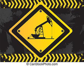 signal oil pump