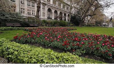 Whitehall Gardens.