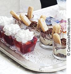 Cream dessert
