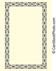 ornamental frame vintage vector - ornamental frame vintage...
