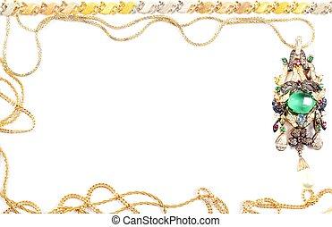 Golden chains for frame