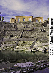 Roman Theatre of Catania