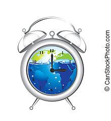 clock alarm