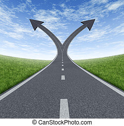 Success Decision - Success decision as a cross roads and...