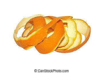 orange rind