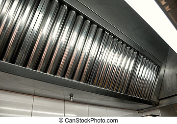 Professional kitchen, exhaust systems - Exhaust systems,...